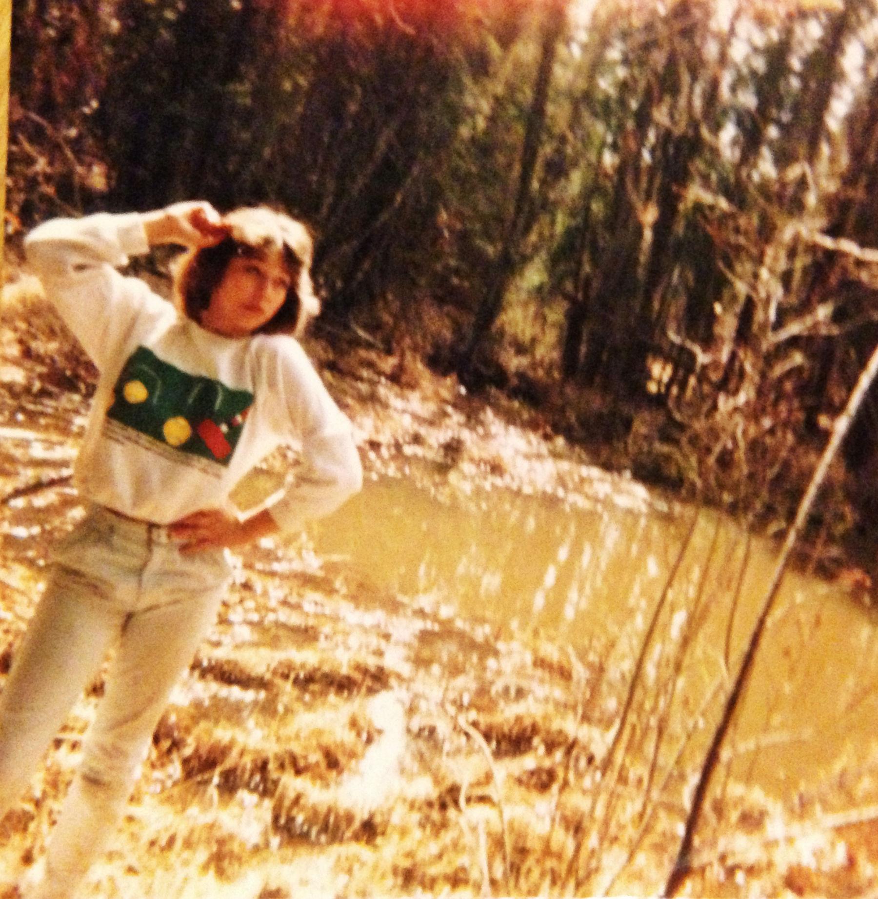 Kara Scott - the early days
