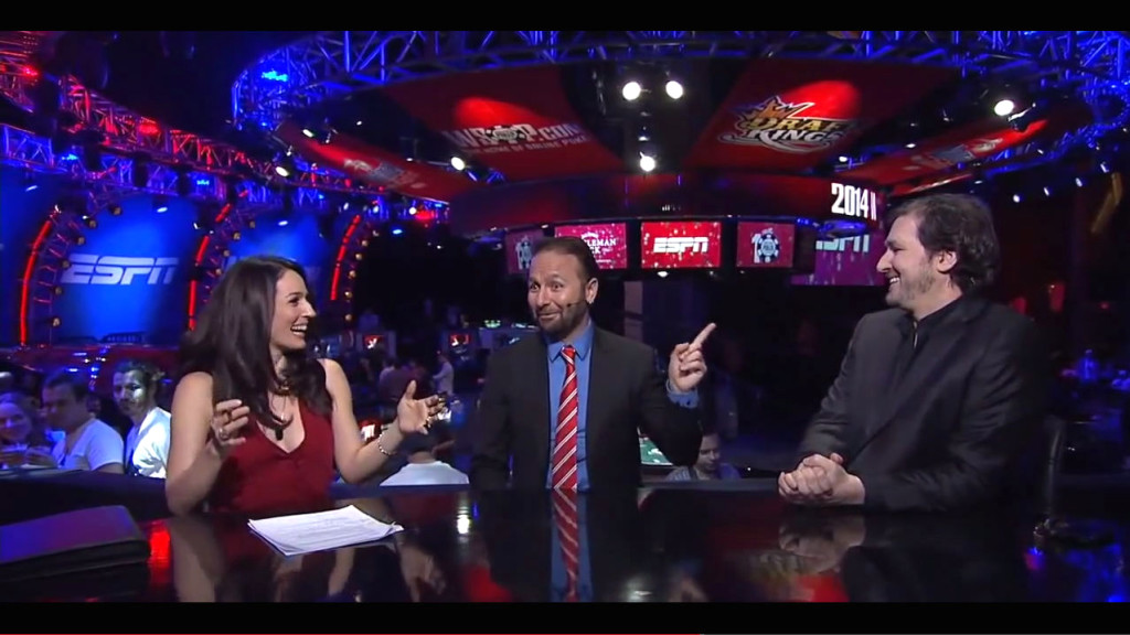 WSOP 2014 ME FT 3 screenshot